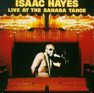 Live At Sahara Tahoe by HAYES,ISAAC