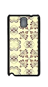 TUTU158600 Custom made Case/Cover/ note 3 cover - Old Floral Hires