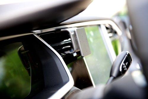 Audi A1 ab 2011 Brodit ProClip - suitable for Audi A1 ab 2011 links vom Lenkrad oben