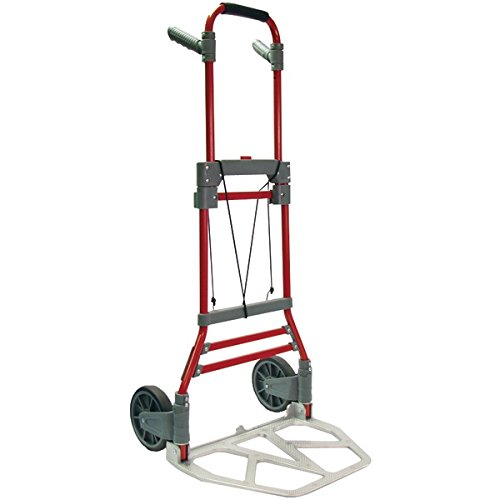 Monster Trucks(tm) H-003b-2red Husky Foldable Hand Truck from Unknown