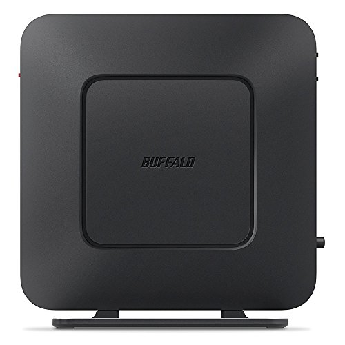 Buffalo AirStation HighPower N600 Gigabit Dual Band Open Sou