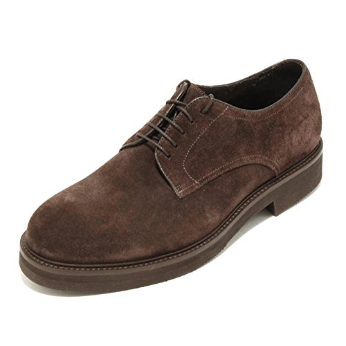 Uomo Men Shoes 2140g 1971 Scarpa Derby Marrone Marron Caracciolo BT6qwaHH