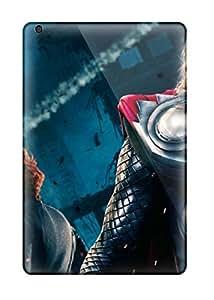 New Premium Flip Case Cover Avengers Skin Case For Ipad Mini/mini 2
