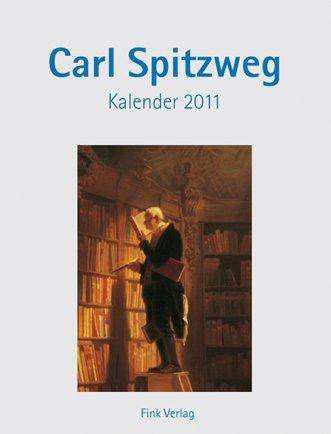 Carl Spitzweg 2011 (Kunstkarten-Einsteckkalender)