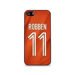 Arjen Robben - Netherlands Samsung Galaxy S5 Hard Plastic Case