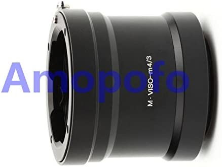 Amopofo M VISO-M4/3 Adapter Leica Visoflex M Mount VISO Lens ...