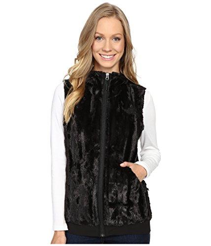 The North Face Women's Furlander Vest TNF Black Size Medium