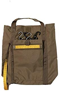 product image for Atlas 46 Hudson Jumper Cable Bag, Coyote | Hand Crafted in The USA