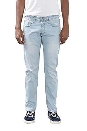 edc by ESPRIT 027cc2b007, Jeans Hombre, Azul (Blue Bleached), W28/L32 (Talla del fabricante: 28/32)