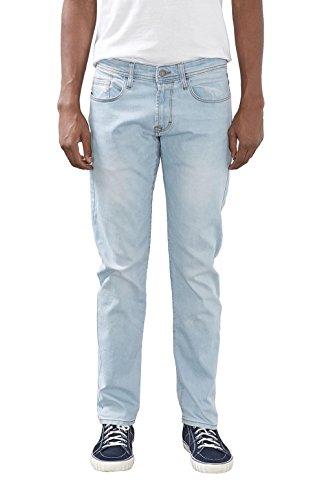 edc 027cc2b007 Jeans Azul Esprit Blue Bleached Hombre by rwHq8PxEr