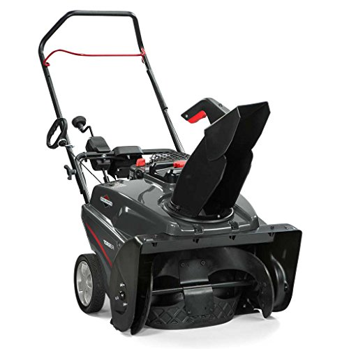 Briggs & Stratton 1022ER Single Stage Snowthrower Snow Thrower, 208cc by Briggs & Stratton (Image #5)