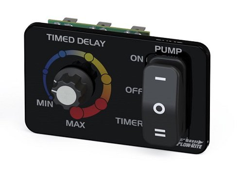 PRO TIMER PLUS ADJUSTABLE LIVEWELL TIMER WITH SWITCH (Timers Well Live)