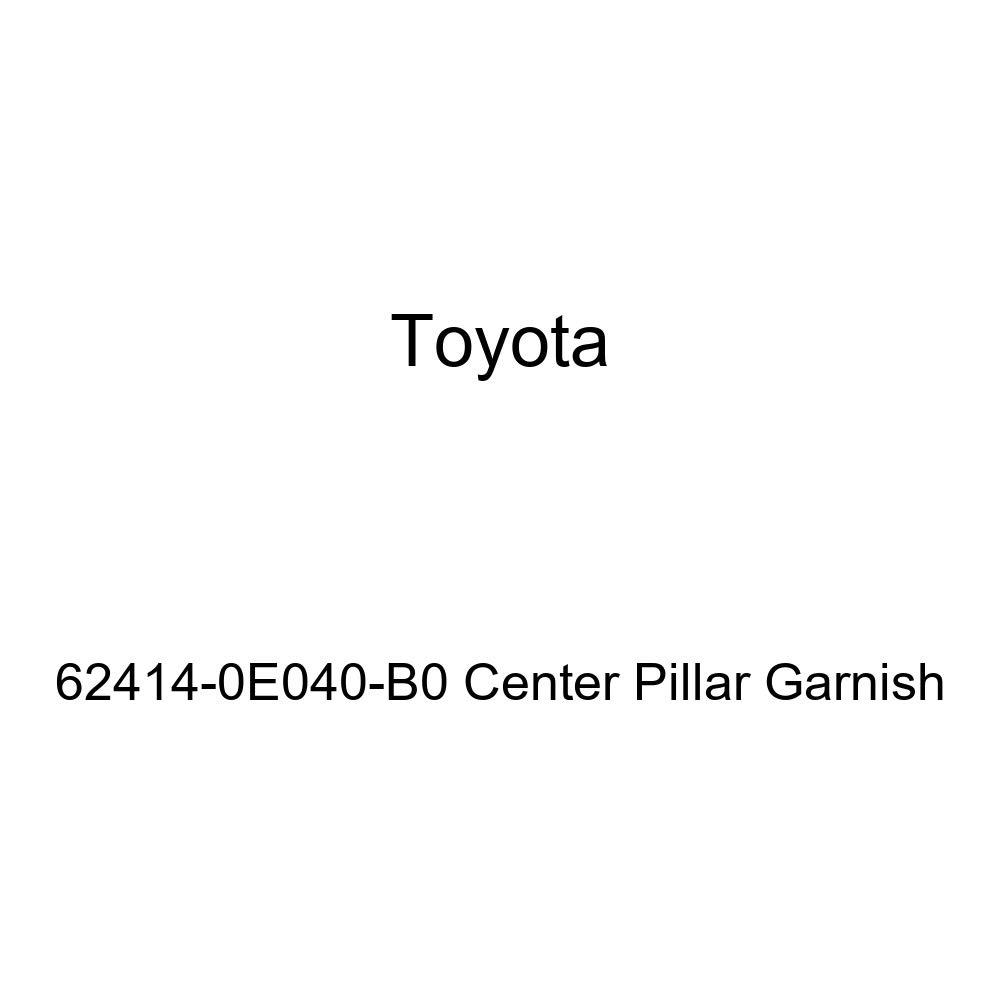 Genuine Toyota 62414-0E040-B0 Center Pillar Garnish