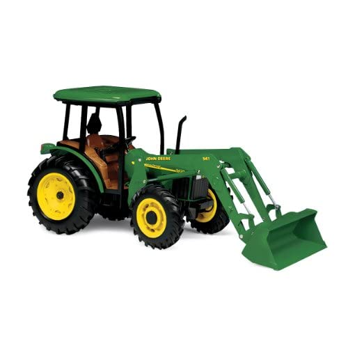 Ertl John Deere 5420 Tractor With Cab And...