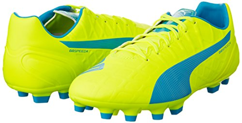 Pour Jaunes Ag Chaussures 4 Homme Puma Football 4 Evospeed De zH75n0x