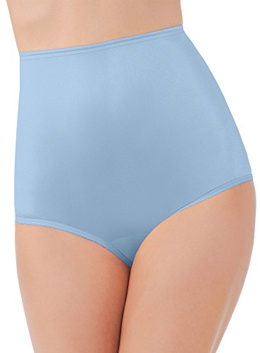 Vanity Fair Women's Perfectly Yours Ravissant Tailored Brief Panty 15712, Dewdrop, 2X-Large/9