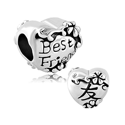 CharmsStory Friend Friendship Symbol Bracelets
