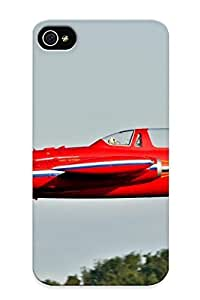 87e44094009 Premium Aircraft Army French Jet Military Fouga Magister Trainer Back Cover Snap On Case For Iphone 4/4s
