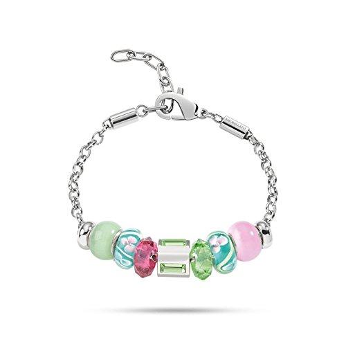 Morellato - Bracelet charms - Acier inoxydable - Drops - 20 cm - SCZ484