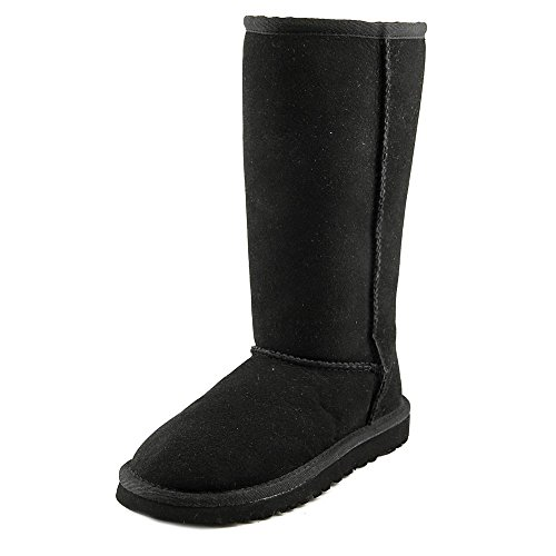 UGG Australia Kids Classic Tall Boots - Black, Size 6 by UGG