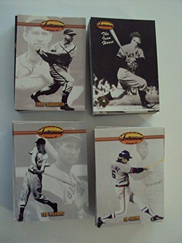 seball COMPLETE SET 160 cards MINT! Incl BABE RUTH TED WILLIAMS LOU GEHRIG and more!!! ()