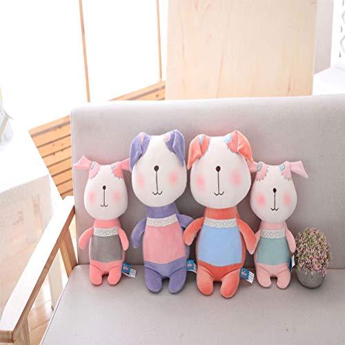 LQT Ltd Top Stuffed Animals Pippi Dog Doll Stuffed & Plush Animals Toy Plush Animals Soft Baby Kids Toys for Girls Children Boys Birthday Gift Kawaii Toys ()