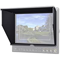 Foldable Sunshade Cover Sun Shade for Lilliput-969 LCD Monitor Solid Durable New