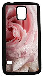 Blueberry Design Galaxy S5 Case Pink Roses Flowers Design - Ideal Gift