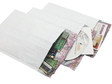 1050 (1000+50) Jumbo #0 6.5x10 Self-seal Padded Poly Bubble Mailers Envelope Bag (1*1050) by Poly Bubble Maliers Jumbo