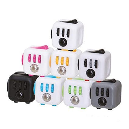 Antsy Labs Fidget Cube Colors Vary