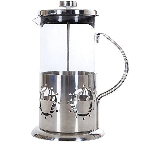 Compare price to acrylic coffee press DreamBoracay.com