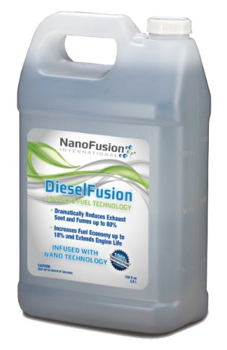 Dieselfusion   Advanced Fuel Technology 1Gal
