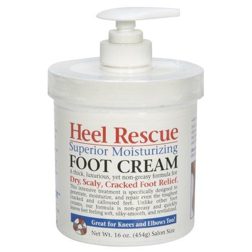 Heel Profoot Rescue Crème pour les pieds, hydratant supérieure, 16 oz.
