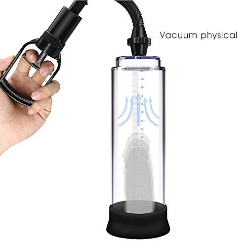 Yiwa Sex Toy Penis Vacuum Pump Enlargement Extender Exercise Men Masturbation Novelty