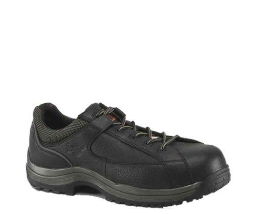 Dr. Martens 7A75 ESR 5 Eye Boots para hombre, negro, 7 M UK / 8 D (M) US Men, 9 D (M) US Women