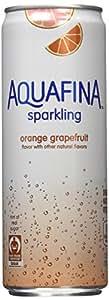 Aquafina Sparkling Water, Orange Grapefruit, 12 Ounce (Pack of 12)
