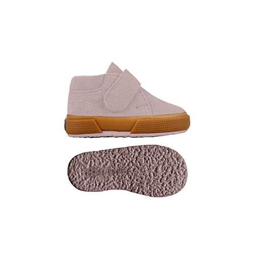 Superga S001NW0 - Zapatos de cordones para niños Ancient Rose