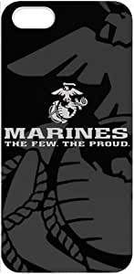 Marine Corps Iphone 5 Case U.S. Marines Army Cases Cover USMC Black at abcabcbig store