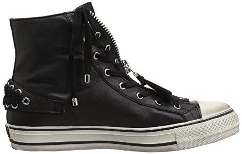 Cendres Femmes As-venus Sneaker Noir / Blanc Cassé