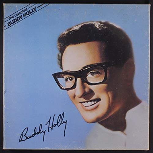 The Complete Buddy Holly (Set Buddy Box Holly)