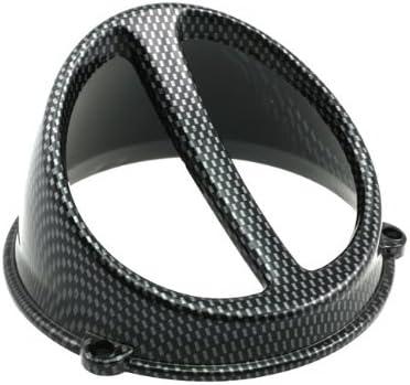 Lufthutzen Spoiler STR8 f/ür Minarelli Carbon-Look