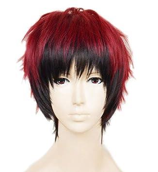 Fuego Baloncesto peluca cosplay de Kuroko Dios Taiga y la peluca (pero quieren Kagami) (Jap?n importaci?n / El paquete y el manual est?n escritos en ...