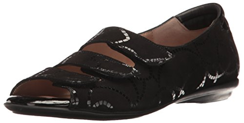 Beautifeel Women's Ariel Dress Sandal - Black - 42 M EU /...