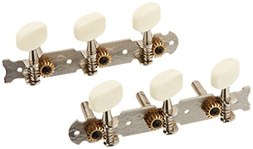 WD Music WD1251 Steel String Tuners 3 On A Plate