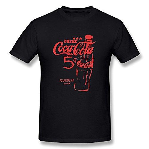 [Coca Cola Store218 Coca Cola Men's Tshirt Brand new] (Coca Cola Dress)