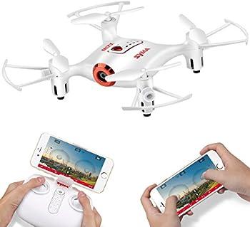 DoDoeleph Syma X21W Wifi FPV Mini Drone w/Camera