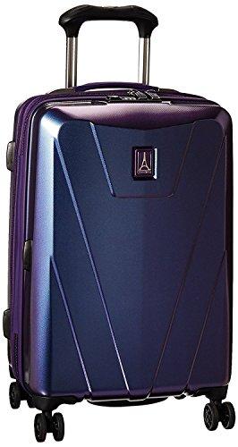 "Travelpro Maxlite 4 21"" Hardside Spinner, Dark Purple"
