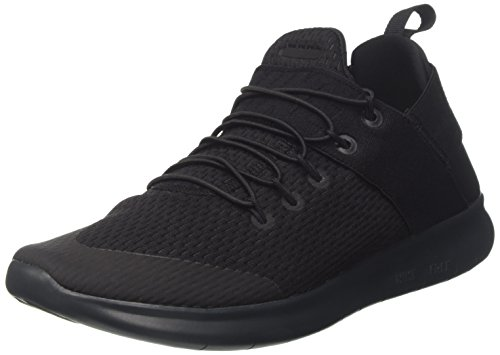 NIKE Mens Free RN CMTR 2017 Running Shoe Black/Anthracite aUQfbbKe