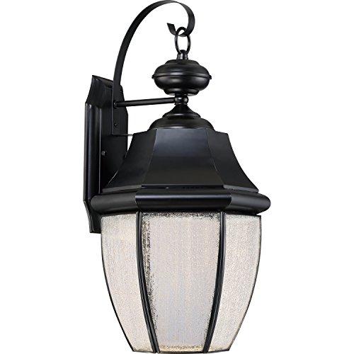 Quoizel NYL8411K LED Outdoor Wall Lantern - Newbury Newbury Outdoor Fixture