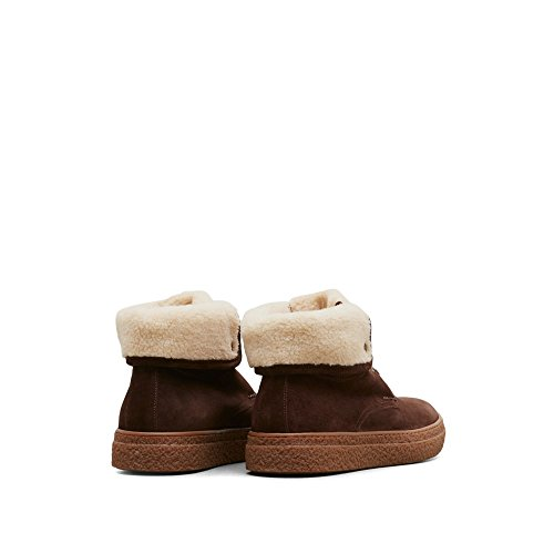 Kenneth Cole New York High-top Semsket Sneaker - Menns Brun